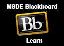 MSDE Blackboard Learn