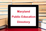 Directory of Maryland Public Education